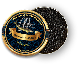 russian sturgeon caviar